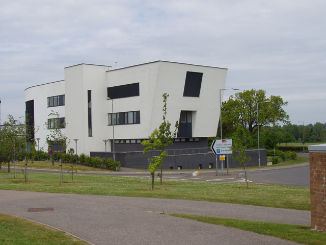 Edith Cavell Building, University of East Anglia