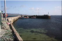 HY4022 : Tingwall Pier by Bob Jones
