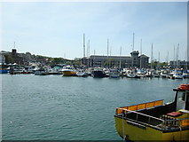 SY6778 : Weymouth Harbour by Stacey Harris