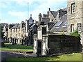 NT2573 : Charnel-house in Greyfriars Kirkyard by kim traynor