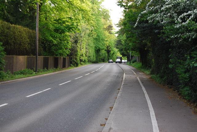 A264, Pembury Rd by N Chadwick