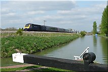 SU2662 : Railway at Crofton by Graham Horn