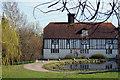 TQ7241 : School House Farmhouse, School House Lane, Horsmonden, Kent by Oast House Archive