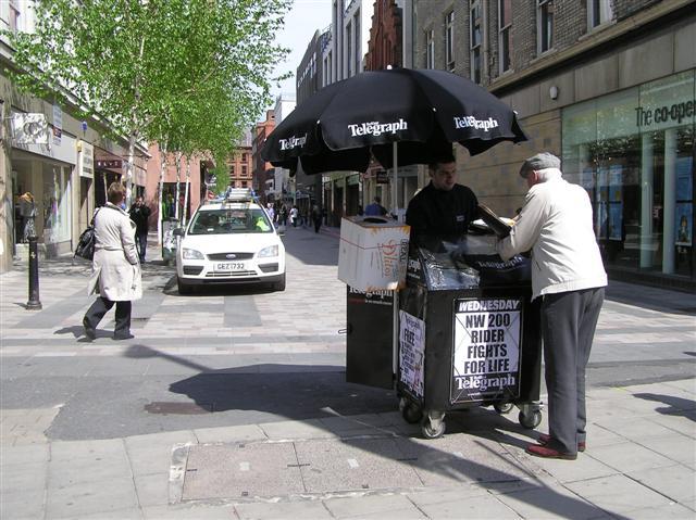 Fountain Street, Belfast