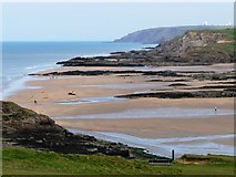 SS2006 : Summerleaze Beach, Bude by Tom Jolliffe