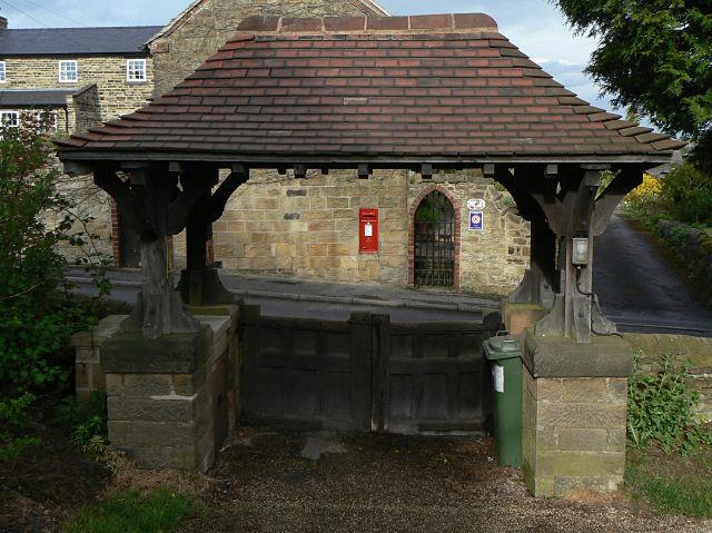 Lych gate, Pentrich