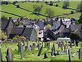 SK2354 : Brassington - Miners Hill by Ian Slater