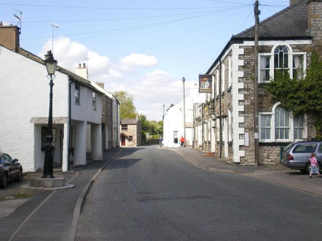 Burton-in-Kendal