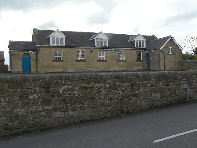 Pentrich Village Hall