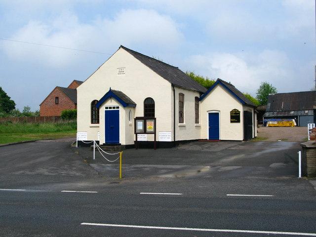 Bretby Methodist Church