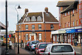 TQ6745 : Natwest Bank, Paddock Wood, Kent by Oast House Archive