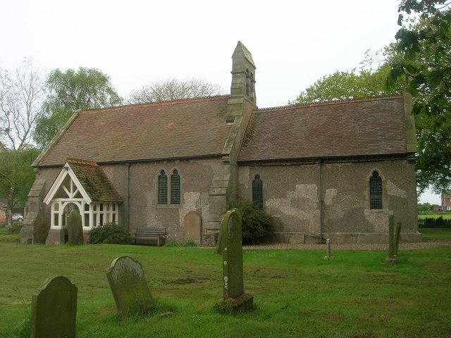 St James Church, Lissett