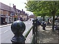 SP6934 : High Street, Buckingham by mick finn