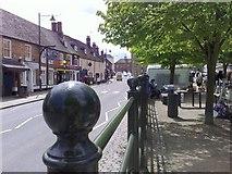 SP6934 : High Street, Buckingham by mick finn