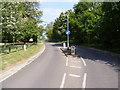 TL3266 : Conington Road, Conington by Adrian Cable