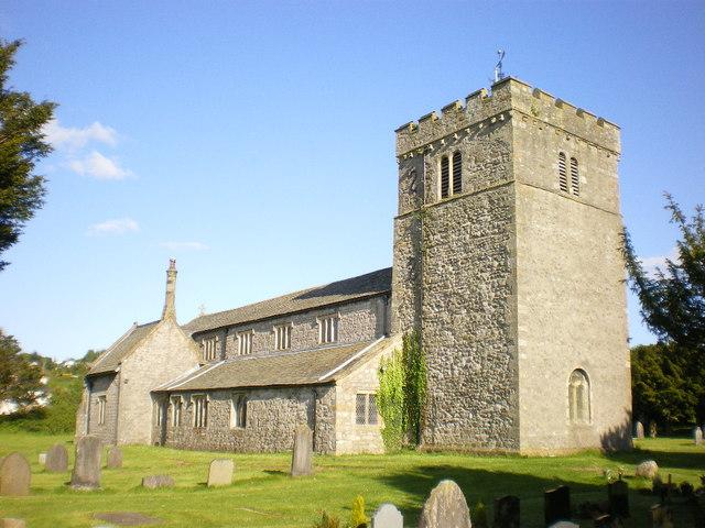Church of St James, Burton