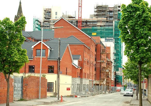 Pilot Street apartments, Belfast