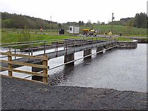 H0911 : Ballyduff Lock, Shannon-Erne Waterway by Oliver Dixon