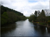 NY4724 : River Eamont by Michael Graham