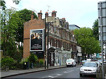 TQ2375 : Upper Richmond Road, Putney by Peter Trimming