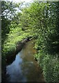 SJ8333 : Meece Brook, Millmeece by Simon Huguet