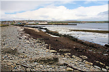 ND1268 : Thurso East foreshore by Bob Jones