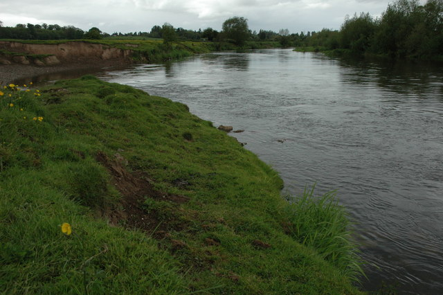 River Wye at Holme Lacy