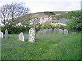 SH5910 : Friends burial ground, Llwyngwril by E Gammie
