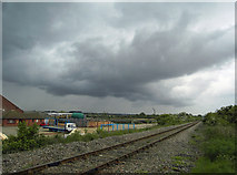 TA0623 : Barrow Haven - Squall Approaching by David Wright