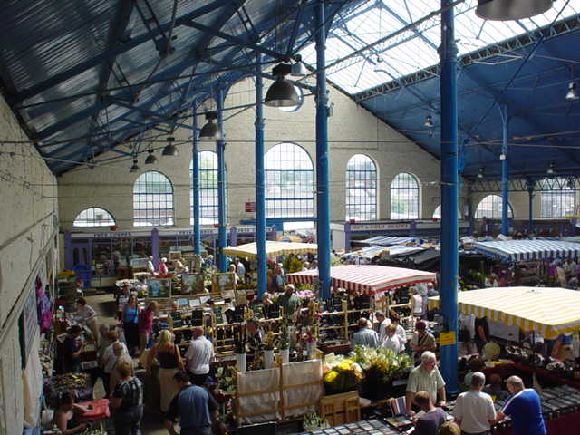 Abergavenny Butter Market