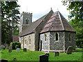 TM2998 : St Margaret's church by Evelyn Simak