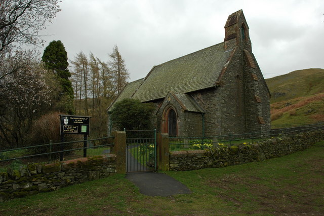 Church of St Peter, Martindale