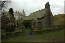 NY4319 : Church of St Peter, Martindale by Philip Halling