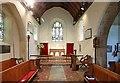 TQ9652 : St Mary, Stalisfield, Kent - Chancel by John Salmon