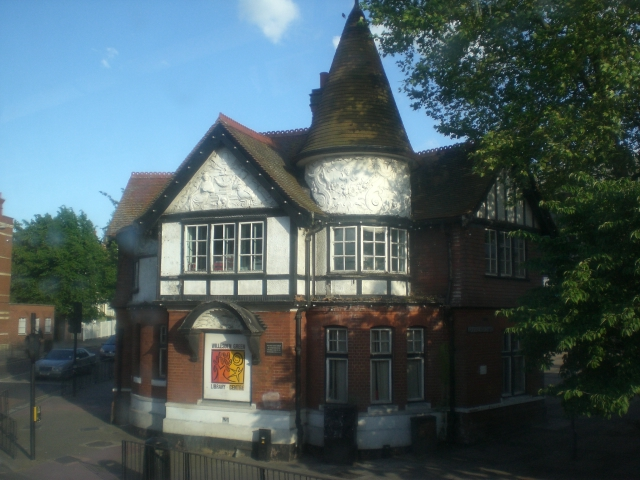 Willesden Green Old Library, High Road NW10