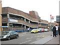 TQ3161 : Purley multi-storey car park by Stephen Craven