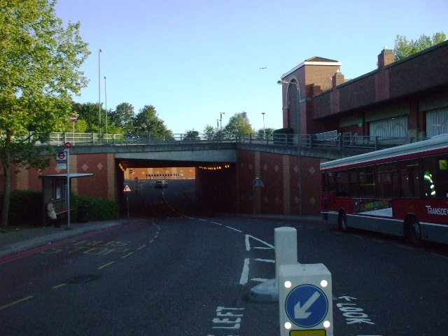 Stag Lane underpass, SW15