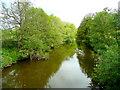 SO4717 : River Monnow 1 by Jonathan Billinger