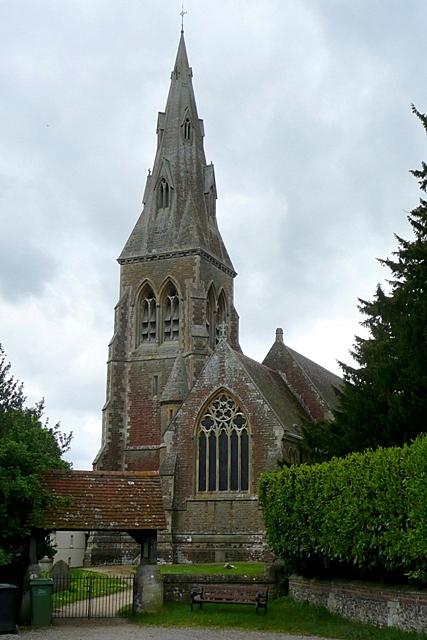 St. Mary the Virgin, Stratfield Mortimer