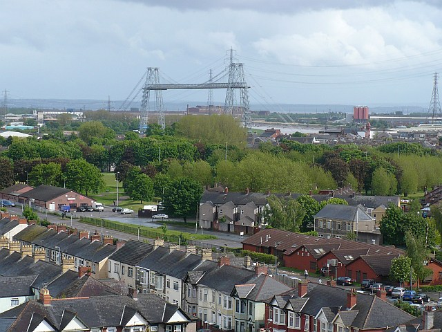 A view across Newport from the Royal Gwent Hospital [3] by Robin Drayton