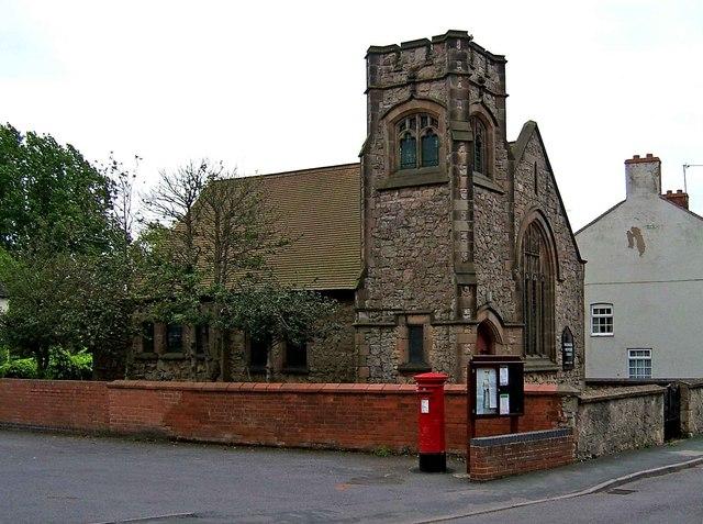 Packington Methodist Church, High Street