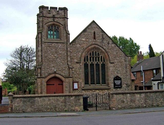 Packington Methodist Church (front view), High Street