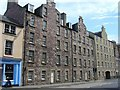 NT2672 : Rubble-built tenements, Causewayside by kim traynor