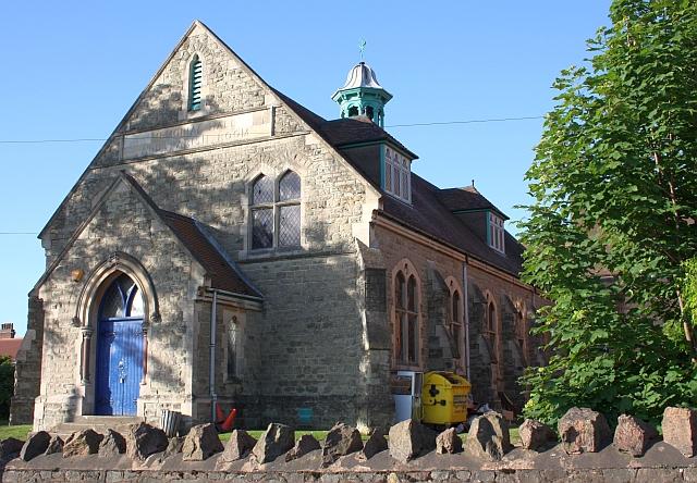 Christchurch Hall, Barnards Green Road, Malvern