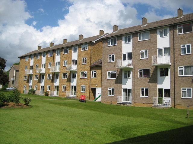 St Albans: The Ridgeway, Marshalswick