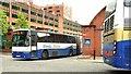 J3373 : Buses, Glengall Street, Belfast (4) by Albert Bridge