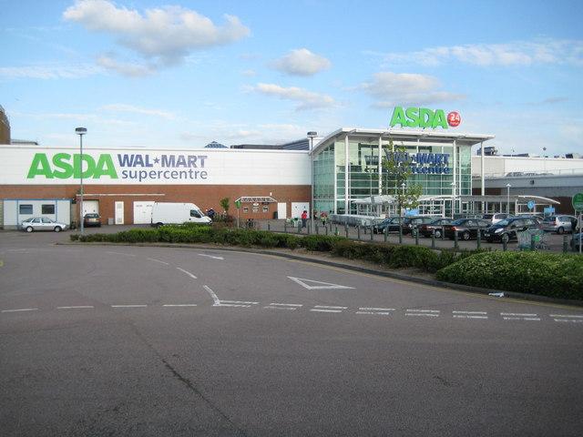 Watford: ASDA supermarket