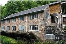 SX7962 : Dartington Lower Tweed Mill by Tony Atkin