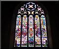 TQ9017 : East Window, Winchelsea Church by Julian P Guffogg