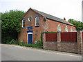 TG1324 : Wesleyan Chapel by Evelyn Simak